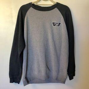 Vans Full Patch Raglan Sweatshirt - L